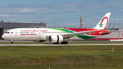 CN-RAM - Boeing 787-9 Dreamliner - Royal Air Maroc (RAM)