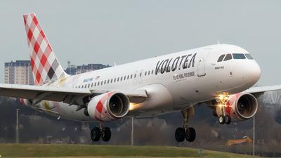 N621VA - Airbus A320-214 - Volotea