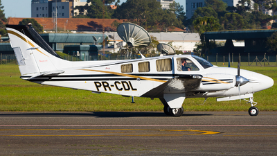 PR-CDL - Beechcraft 58 Baron - Private