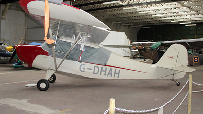 A picture of GDHAH - Aeronca 7BCM Champion - [7AC4185] - © Ian Howat