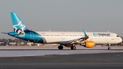 C-GTZX - Airbus A321-211 - Air Transat