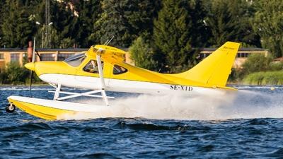 SE-XTD - Glasair Aviation GS-2 Sportsman 2+2 - Private