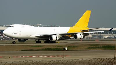 N416MC - Boeing 747-47U(F) - Atlas Air