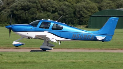 N508RA - Cirrus SR22-GTS - Private