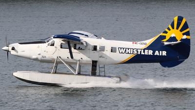 C-GEND - De Havilland Canada DHC-3T Vazar Turbine Otter - Whistler Air