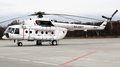 RA-22617 - Mil Mi-8MTV-1 Hip - Petropavlovsk-Kamchatskoe Aviation Enterprise