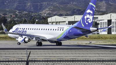 N631QX - Embraer 170-200LR - Alaska Airlines (Horizon Air)