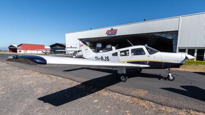 TI-BJS - Piper PA-28-161 Cherokee Warrior II - Private