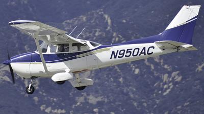 N950AC - Cessna 172P Skyhawk - Private