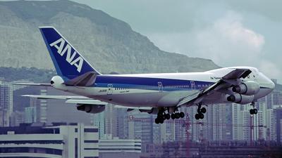 JA8181 - Boeing 747-281B - All Nippon Airways (ANA)