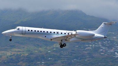 F-HTOP - Embraer ERJ-135LR - Regourd Aviation