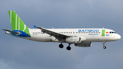 XU-720 - Airbus A320-232 - Bamboo Airways