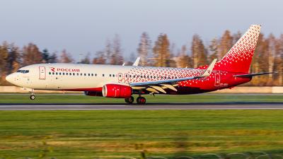 VP-BOI - Boeing 737-8LJ - Rossiya Airlines