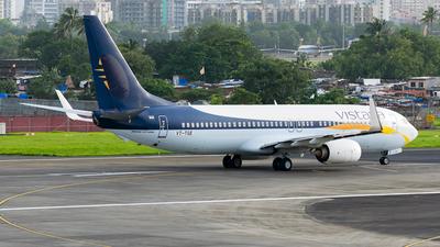 VT-TGE - Boeing 737-8AL - Vistara