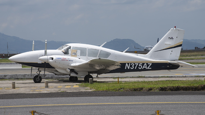 N375AZ - Piper PA-23-250 Aztec - Private