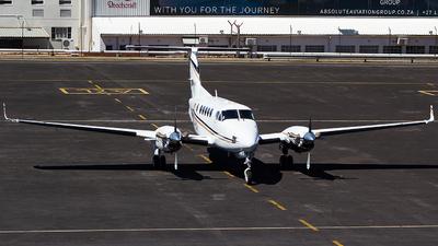 ZS-PCH - Beechcraft B200 Super King Air - Private