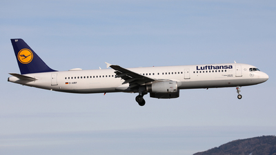 A picture of DAIRP - Airbus A321131 - Lufthansa - © Karl Dittlbacher