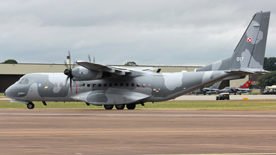 017 - CASA C-295M - Poland - Air Force