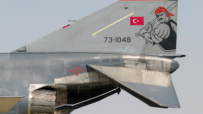 73-1048 - McDonnell Douglas F-4E Terminator 2020 - Turkey - Air Force