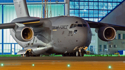03-3115 - Boeing C-17A Globemaster III - United States - US Air Force (USAF)
