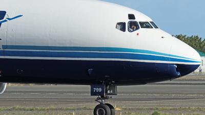 N799AL - Douglas DC-8-62(CF) - Air Transport International (ATI)
