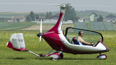 OK-VWC31 - AutoGyro Europe Calidus - Private