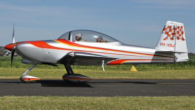 VH-XDJ - Vans RV-8A - Private