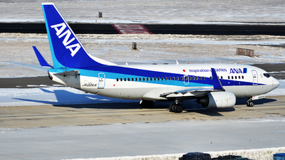 JA02AN - Boeing 737-781 - All Nippon Airways (ANA)