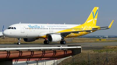 F-WXAK - Airbus A320-214 - Vanilla Air