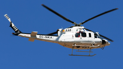 EC-NKA - Bell 412EP - Pegasus Aviation