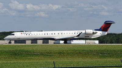N915XJ - Bombardier CRJ-900LR - Delta Connection (Endeavor Air)
