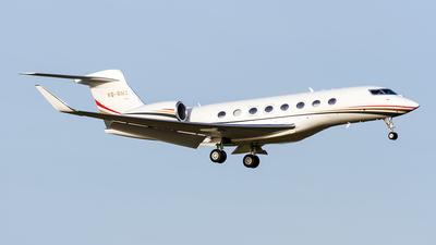 VQ-BMZ - Gulfstream G650 - Jordan - Government