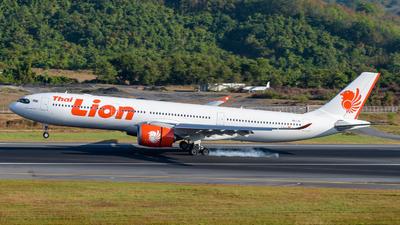 HS-LAL - Airbus A330-941 - Thai Lion Air
