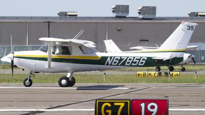 N67856 - Cessna 152 - Private