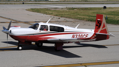 N484MM - Mooney M20TN - Private
