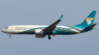 A picture of A4OBI - Boeing 73791M(ER) - Oman Air - © Hassaan Ali Khan