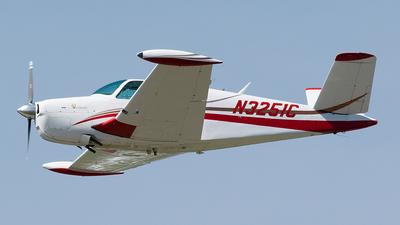 N3251C - Beechcraft E35 Bonanza - Private