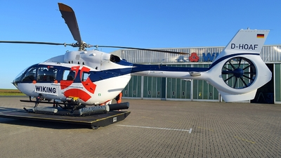 D-HOAF - Airbus Helicopters H145 - WIKING Helikopter Service