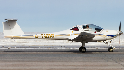 C-FNHO - Diamond DA-20-C1 Eclipse - Moncton Flight College