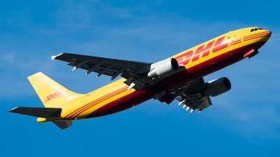 D-AEAE - Airbus A300B4-622R(F) - DHL (European Air Transport)