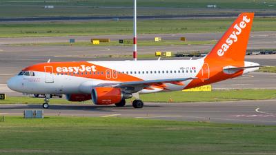 HB-JYJ - Airbus A319-111 - easyJet Switzerland