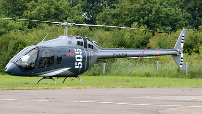 A picture of FHIPA - Bell 505 Jet Ranger X - [65080] - © Romain Salerno / Aeronantes Spotters