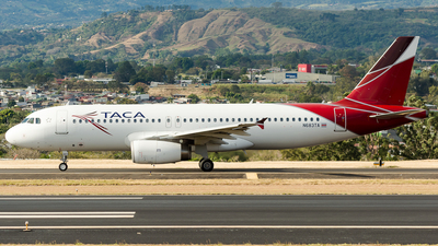 N683TA - Airbus A320-233 - TACA International Airlines