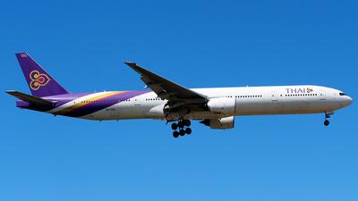 HS-TKE - Boeing 777-3D7 - Thai Airways International