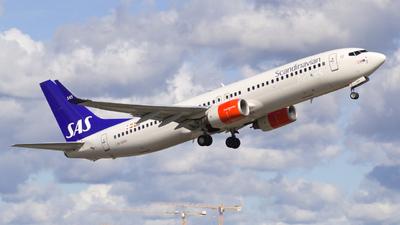 A picture of LNRRH - Boeing 737883 - SAS - © Szymon Pelplinski