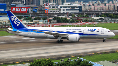 JA832A - Boeing 787-8 Dreamliner - All Nippon Airways (ANA)