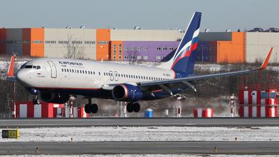 A picture of VPBKN - Boeing 7378MC - Aeroflot - © ShipSash