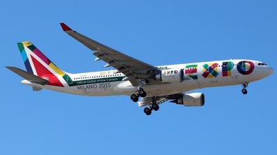 EI-EJM - Airbus A330-202 - Alitalia