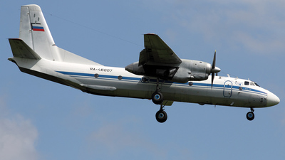 RA-46007 - Antonov An-26 - Russia - Air Force