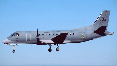 100005 - Saab 340B - Sweden - Air Force